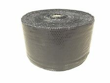 "ZV 3/16"" x 12"" x 350' 350FT Small Black Bubble Padding Cushioning Wrap Roll"