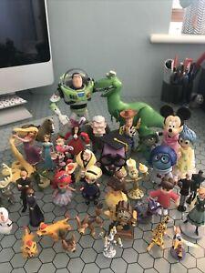 Disney Film Character Toy Figures  Bundle Job Lot -Princesses/ Toy Story/ Frozen