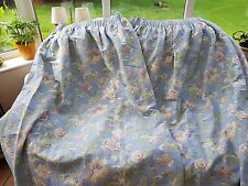 Laura Ashley exquisitas cortinas Azul Aciano