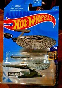 Star Trek U.S.S. Vengeance Star Ship.  Hot Wheels 2018