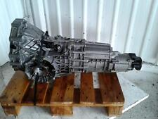 GJW CODE B7 AUDI A4 SIX SPEED MANUAL AWD GEARBOX, 02/05-07/09