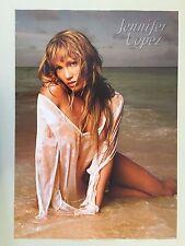 Jennifer Lopez ,Photo By Tony Duran,Authentic 2002 Poster