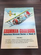 Gruman Guidebook : American Aircraft Series / Widgeon Wildcat FF-1
