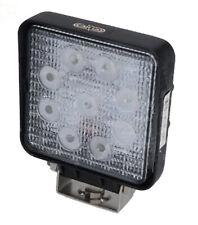 Projecteur,Lampe de Travail,Tunnel Lampe,27w 9 LED,2100 Lumen,10v à 30v Dc