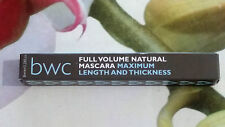 Beauty Without Cruelty Full Volume Natural Mascara – Black 8ml / 0.28oz - BNIB
