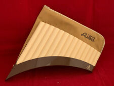 More details for aulos 14 tube panflute with case & instructions