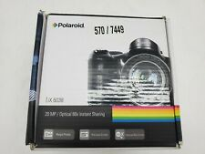 Polaroid ix 6038-RED-INT 20 MP Optical 60x Instant Sharing Camera 20 RED
