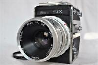 [EXC+++] Kowa SIX 6X6 Medium Format Film Camera w/85mm F2.8,Filter From Japan