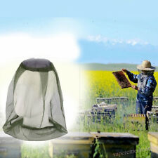 Hot Anti-bite Cap Net Fly Insect Bee Mask Face Protect Hat Smock Camouflage