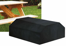 Garland Quality Polyester 8 Seat Seater Picnic Table Protective Cover W1508