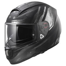 Ls2 Casque Moto Ff397 Vector Ft2 Razor Matt Black XL