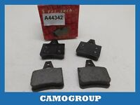 Pills Rear Brake Pads Pad CITROEN Xantia XM 2940