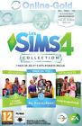 Les Sims 4 Pack Au Restaurant Comme au Cinéma Jardin Romantique PC EA Origin FR