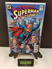 Superman Unchained #1 Jerry Ordway VARIANT NM DC Comics New 52 Lois Lane