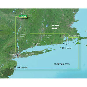 GARMIN BLUECHART G3 VISION HD - VUS004R - NEW YORK - MICROSD/SD 010-C0705-00