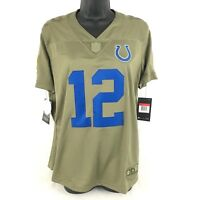 lowest price 6696c 03daf Andrew Luck Indianapolis Colts Salute to Service Women's ...
