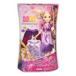 NEW - Disney Princess Layer 'n Style Rapunzel Doll