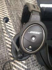 Bose A20 Anr Aviation headset with Bluetooth