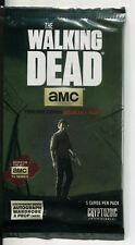 The Walking Dead Season 4 Part 2 Factory Sealed Hobby Pack