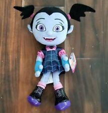 New!Disney Jr Vampirina Junior Vamp Batwoman Girl Plush Reborn Doll
