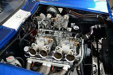 1963 CORVETTE GRAND SPORT ENGINE 377 C.I. DETAILED