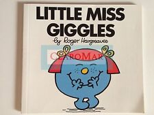 ☀️ NEW Little Miss Giggles by Roger Hargreaves Paperback Book Mr Men Series