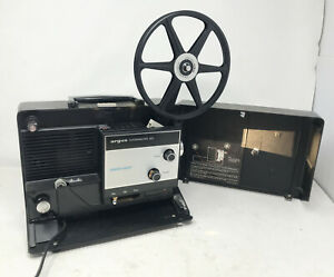 ARGUS Showmaster 872 SUPER EIGHT  Film Projector Untested (Light Works)
