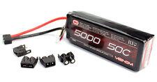 Venom 15059 3S 11.1V 5000mAh 50C Lipo Battery w/ Universal Plugs SC10 4X4