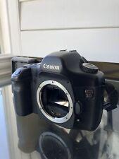 Canon EOS 5D Classic Body - 12.8MP Digital SLR Camera (5D Mark I) - Fair ++