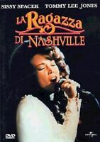 La Ragazza di Nashville DVD Nuovo Tommy Lee Jones Sissi Spacek Lynn M. Apted