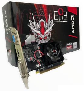 SCHEDA VIDEO GRAFICA HD 7450 2GB DDR3 64 Bit PCI-EXPRESS HDMI DVI VGA AMD RADEON