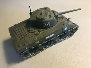 Solido Diecast WW2 Sherman M4 A3 Tank