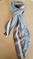 NEW 100% CASHMERE FAIR TRADE PASHMINA SCARF SHAWL WRAP MADE IN NEPAL 200X70 CM 3