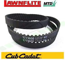 """Cub Cadet / Bolens Wide Cut - Toothed Timing Belt (33"""" Mulch Deck)"""