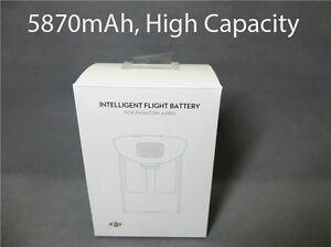 Original DJI Phantom 4 / PRO Intelligent Flight Battery 5870mAh  IN-STOCK