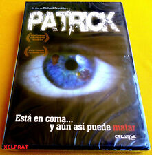 PATRICK Richard Franklin 1979 - English Español -DVD R2- Terror -Precintada