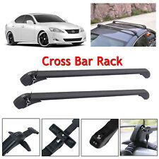 "For Lexus IS250 2010-2015 Universal 43"" Car Roof Rack Luggage Carrier Cross Bar"