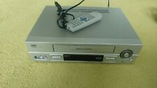 SEG Videorecorder VHS mit Fernbedienung VCR 5380D 6 Kopf Show View