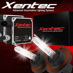 H/L Xenon HID Light Conversion KIT Bulbs Ballast H1 H3 H4 H7 H11 H13 9004 9007