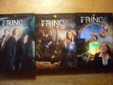 Fringe - Season  - komplette Staffel 1 2 3   [19 DVD]