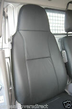 TOYOTA DYNA FULLY TAILORED BLACK VAN SEAT COVERS