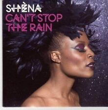 (BI782) Shena, Can't Stop The Rain - 2009 DJ CD