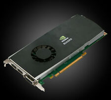 NVIDIA Quadro FX 3800 | DVI + DP 2x | 1 Gb GDDR 3 | 192-Cuda core salvo | 51.2 GB/s