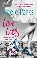 Love Lies by Adele Parks (Paperback) NEW BOOK