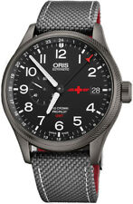 74877104284FS | NEW ORIS BIG CROWN PROPILOT GMT REGA LIMITED EDITION MENS WATCH