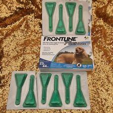 New listing Frontline Plus Flea and Tick Dog Treatment 23-44 lb, 16 Doses