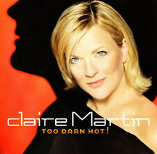 "Claire Martin ""Too Darn Hot"" LINN RECORDS - Brillanter Vocal-Jazz -"