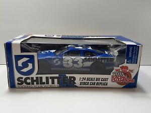 1999 Racing Champions Die cast Stock Car replica 33 1:24 Scale NASCAR Goodyear