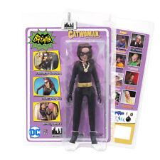 Batman 66 Classic TV Show Retro Style 8 Inch Figures Series 6: Catwoman (Julie)