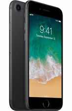 Apple iPhone 7 - 128GB - Black (Factory GSM Unlocked AT&T / T-Mobile) Smartphone